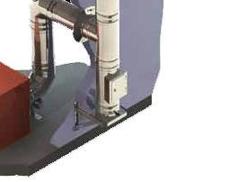 /><br /> </p> <h5>Sockel-/Bodenmontage:</h5> <p>Der Schornstein wird mit einer Bodenkonsole oder einer Seleskopstütze auf dem Boden fest verankert. Ein Fundament ist hierbei zwingend notwendig, ansonsten besteht Setzungsgefahr.</p> <p><img border=