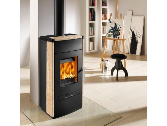 kamin montegrotto ii haas sohn kaminofen online kaufen. Black Bedroom Furniture Sets. Home Design Ideas