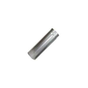 Ofenrohr DN130 2mm unbeschichtet