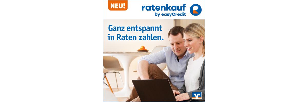 Ratenkauf mit easyCredit bei Kamin-Store24 - Ratenkauf mit easyCredit bei Kamin-Store24