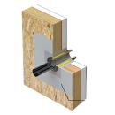 Strahlungsschutzplatte 1050mmx1050mm