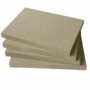 Vermiculite Platten 25mm 400x300mm 1 Stück