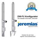 Jeremias DW-FU Edelstahlschornstein Konfigurator DN 80mm...