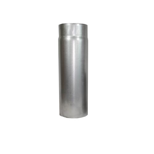 Ofenrohr Rauchrohr 0,50m DN 180mm unlackiert 2mm