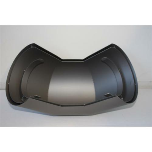 Rauchrohr Ofenrohr Strahlenschutz 90° Decke DN150 #288
