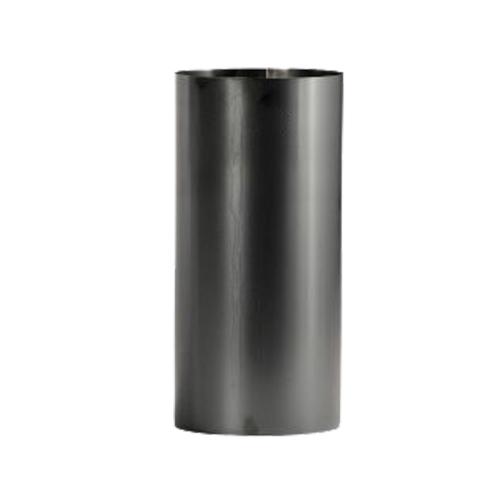 Ofenrohr 0,25 m gebläut DN 120mm