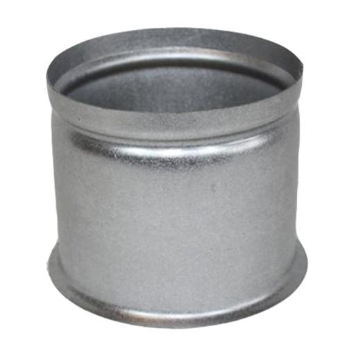 Ofenrohr Doppelwandfutter FAL mit Dichtung DN 100 für Pelletöfen geeignet