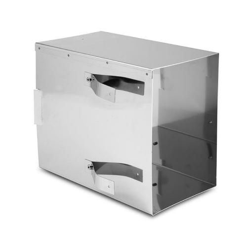 Schiedel Prima Plus PPL Montagerahmen 250mm lang 298mm x 303mm für Putztüre 295x300