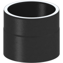 Tecnovis Tec-Protect Längenelement 150 mm Schwarz DN 150mm