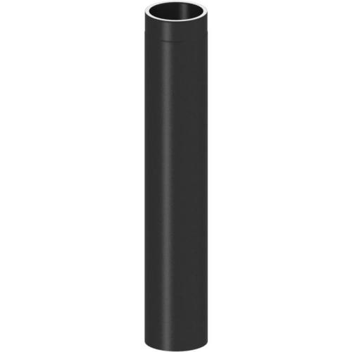 Tecnovis Tec-Protect Längenelement 1000 mm Schwarz DN 130mm