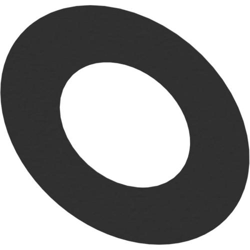 Tecnovis Tec-Protect Wandrosette groß 85 mm Abdeckung Edelstahl gebürstet DN 150mm
