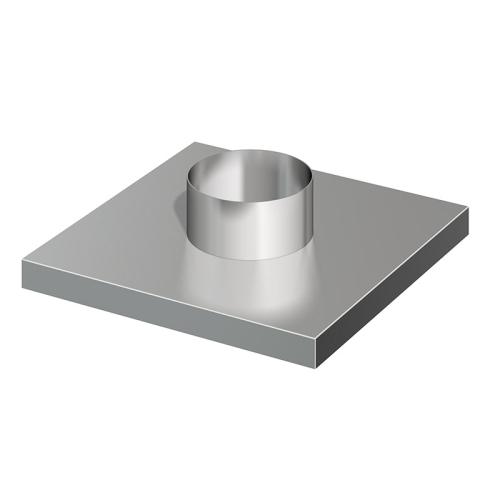 Schiedel Leichtbauschornstein LB90 Abdeckplatte für Verkleidung 130x130