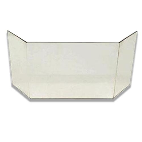 Glasscheibe komplett passend für Kaminofen Zirkon Prisma von Eurotherm