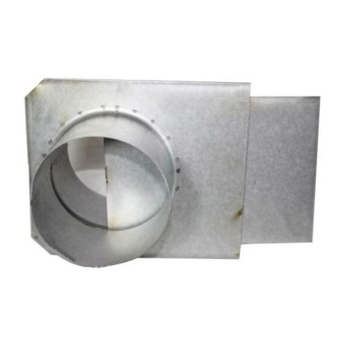 Rauchrohr Ofenrohr Rohr-Absperrer FAL ¸ 180