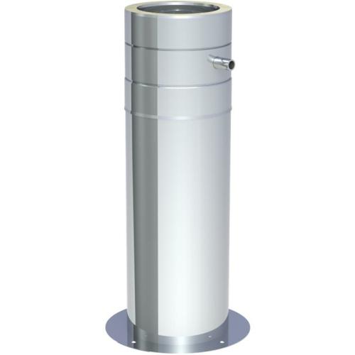 Jeremias DW ECO 2.0 Teleskopstütze 250-690 mm inkl. Teleskopkopf m. Ablauf seitl. DN 300mm