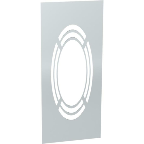 Jeremias DW ECO 2.0 Wand-/ Deckenblende, einteilig 1-65° mit Hinterlüftung