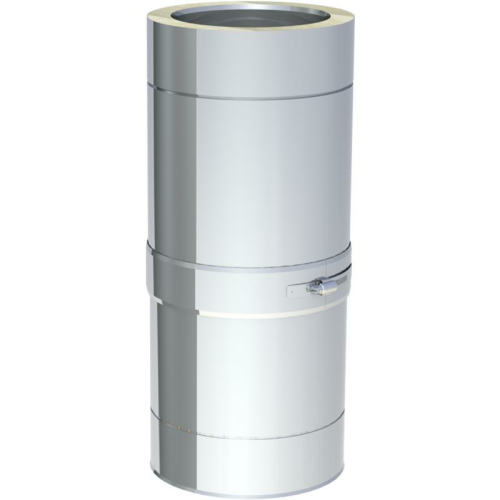Jeremias DW ECO 2.0 Schiebeelement für waagerechte Verbindungsleitung 320- 460 mm verstellbar