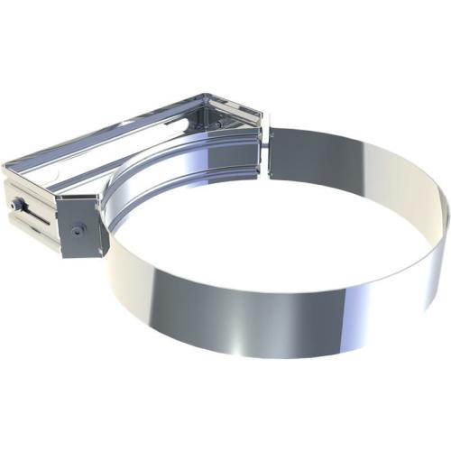 Jeremias DW ECO 2.0 Wand- und Deckenabstandshalter 50-70mm verstellbar  DN 130mm