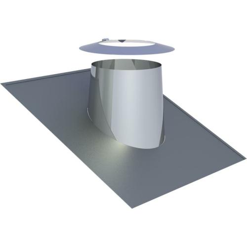 Jeremias DW ECO 2.0 Dachdurchführung 16°-25° mit Wetterkragen  DN 150mm