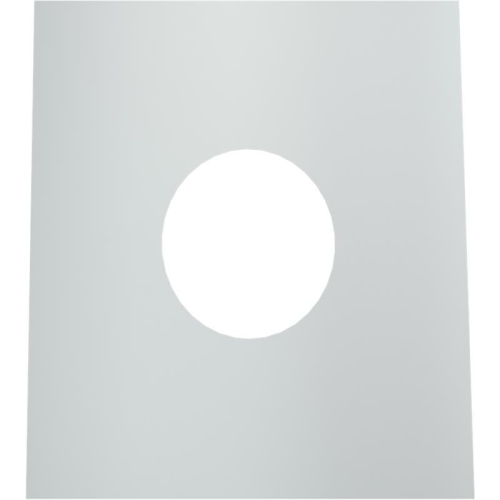 Jeremias DW ECO 2.0 Wand-/ Deckenblende, einteilig 1°-65°  DN 500mm