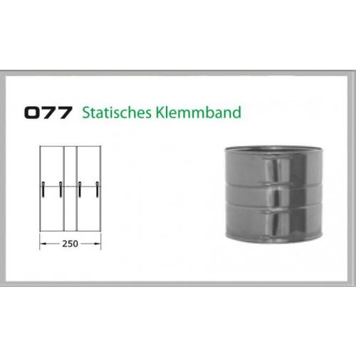 Klemmband statisch für Schornsteinset 180mm DW6