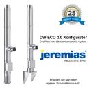 Jeremias DW-ECO 2.0 Edelstahlschornstein Konfigurator...