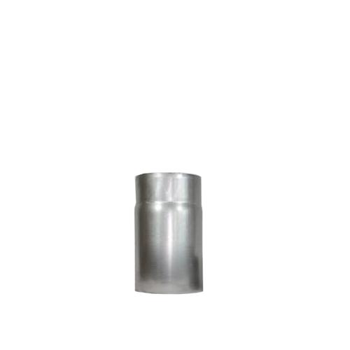 Ofenrohr Rauchrohr 0,15m DN 120mm unlackiert 2mm