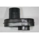 Ofenrohr Rauchrohr Kastenknie 120mm verstellbar 40-120mm...
