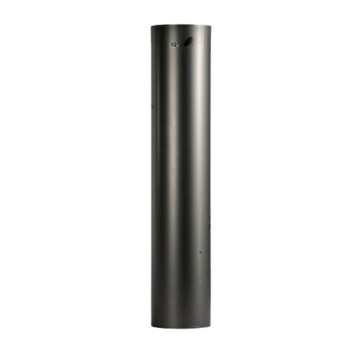 Ofenrohr 0,75 m gebläut DN  120mm