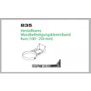 Wandhalterung 100-250mm für Schornsteinsets 180mm DW