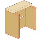Ausmauerung Vermiculite passend für Kaminofen Opal...